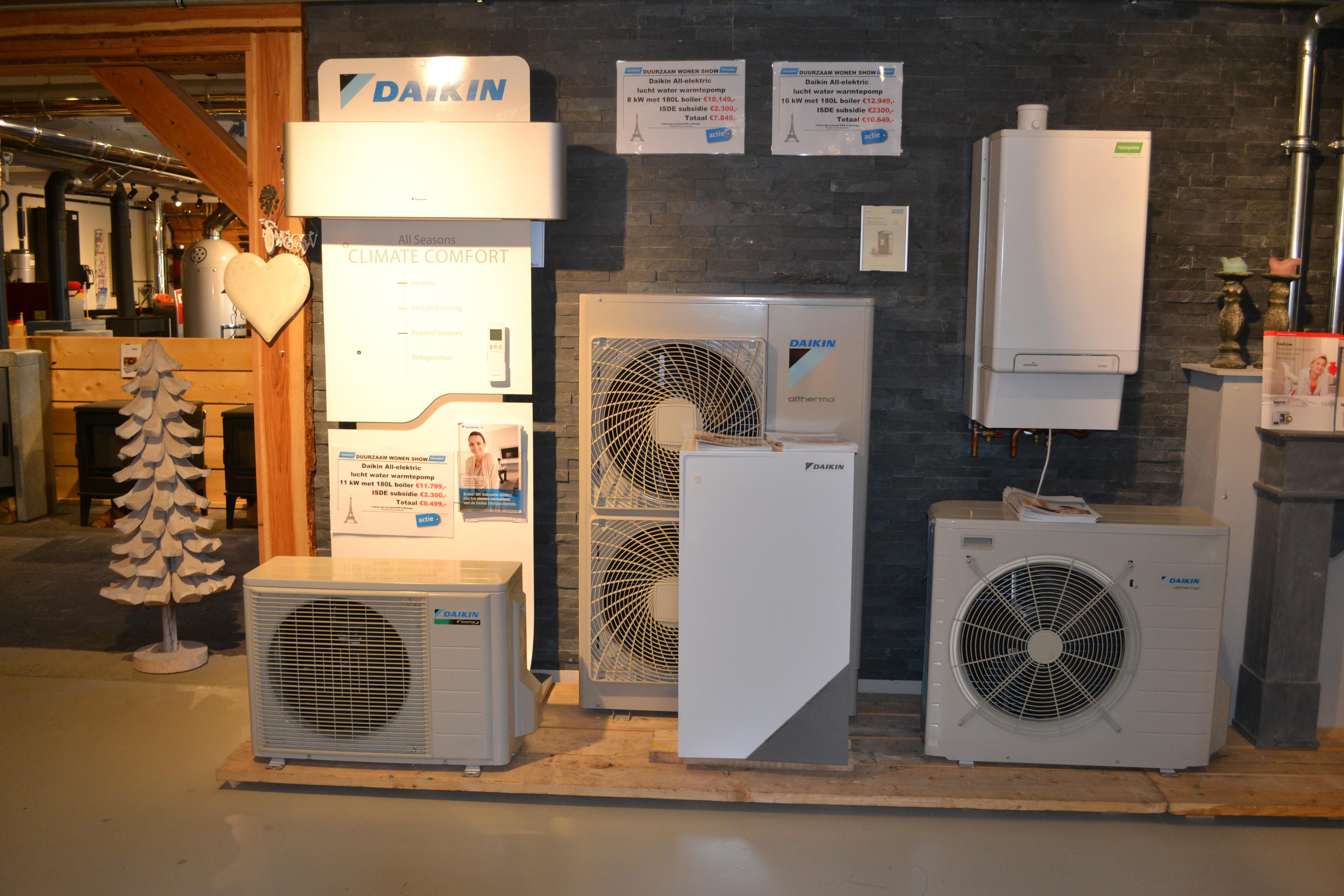 warmtepompen voor het besparen van energie techniko. Black Bedroom Furniture Sets. Home Design Ideas